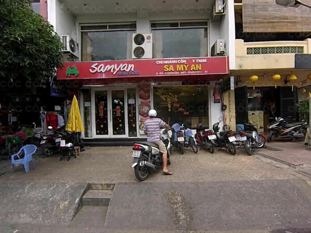 Samyan - Seafood restaurant - 102-104, Lê Lai, P. Bến Thành, Q. 1, Tp. Hồ Chí Minh - Cốc Cốc Map